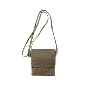 Military Tent Cloth Neck Pouch for vendor