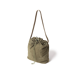 Military Tent Cloth Shoulder Bag for vendor