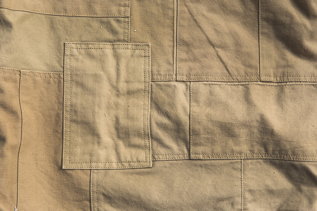 FRENCH ARMY CLOTH PATCHWORK フレンチアーミーシリーズ